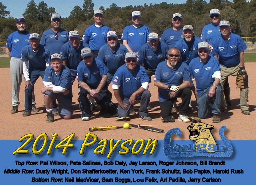 2014 Payson  Cougars 1